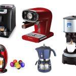 Macchina del caffè espresso. Fai la scelta migliore per te