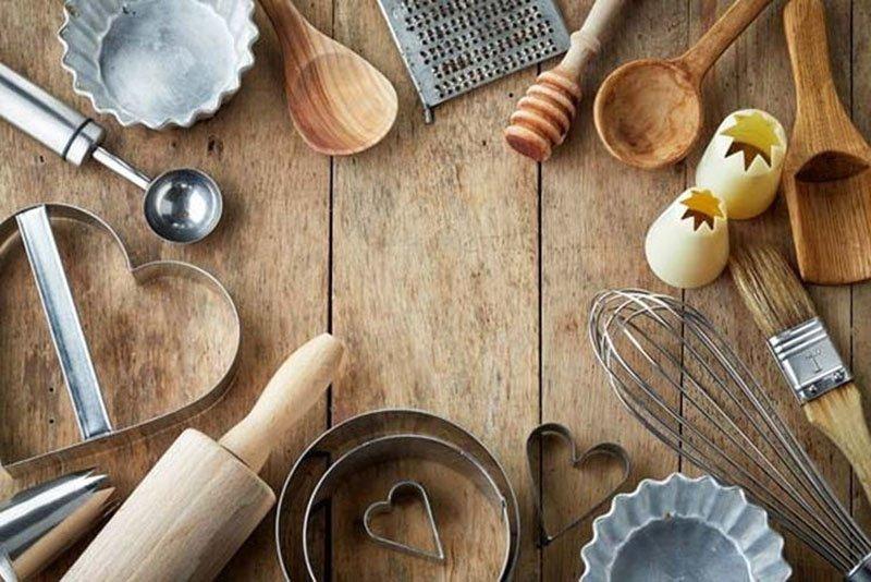 Accessori per pasticceria come sceglierli e come usarli - Attrezzi da cucina per dolci ...