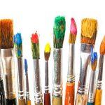 Pennello artistico: scegli il tuo strumento per creare