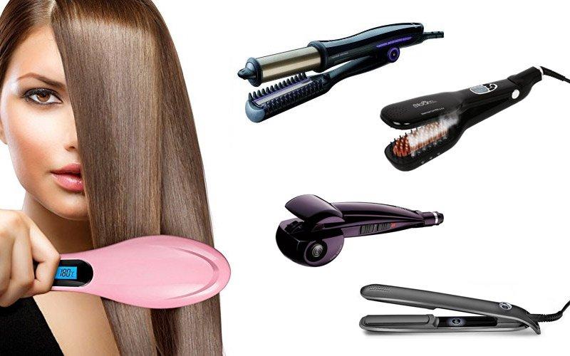 piastra per capelli guida ai modelli e alle tipologie