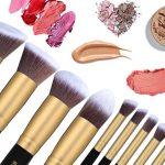 Pennelli make up: tutte le tipologie e i consigli utili per l'utilizzo e l'acquisto