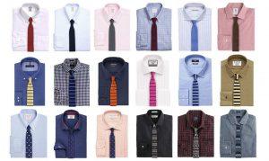 tipi di cravatte