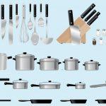Strumenti da cucina: gli utensili per un set basic completo ed efficace