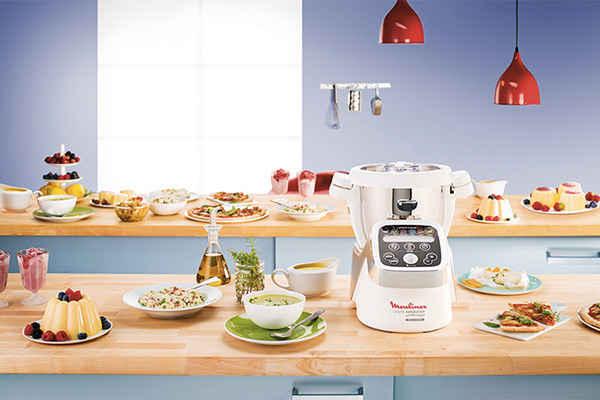 Robot Da Cucina Per Cuocere : Robot da cucina scegli quello ideale per le tue ricette