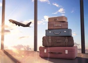 valigia da viaggio viaggi aereo