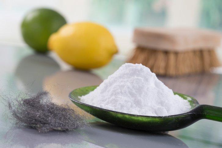 bicarbonato pulizia