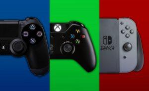 scelta console da gioco