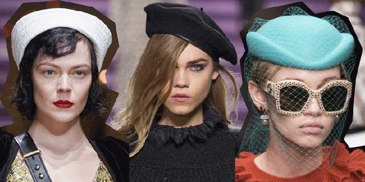 Cappelli da donna. Crea il tuo look per l inverno!  d2e27e241758