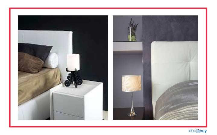 Lampade da notte e abat jour per la tua camera da letto, tante soluzioni