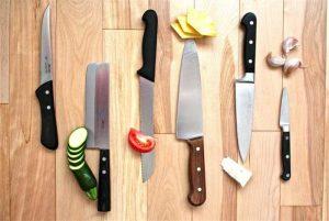 coltelli da cucina tipolgie usi e modelli