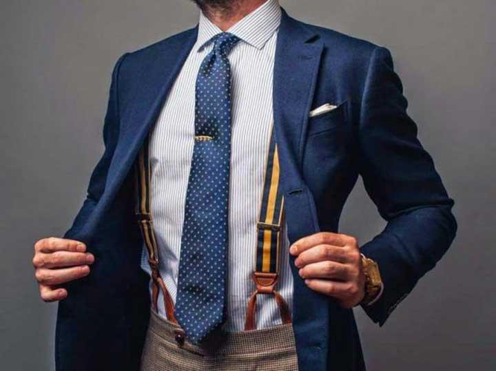 costo moderato nuova collezione Guantity limitata Bretelle da uomo: come scegliere e indossare questi eleganti ...