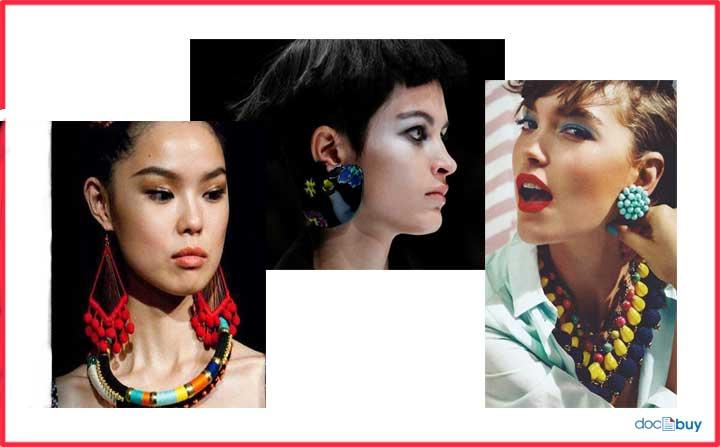 orecchini da donna