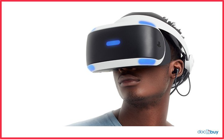 visore vr realtà virtuale schermi