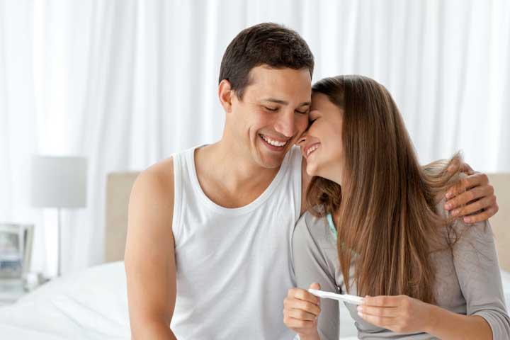 test di gravidanza - cover