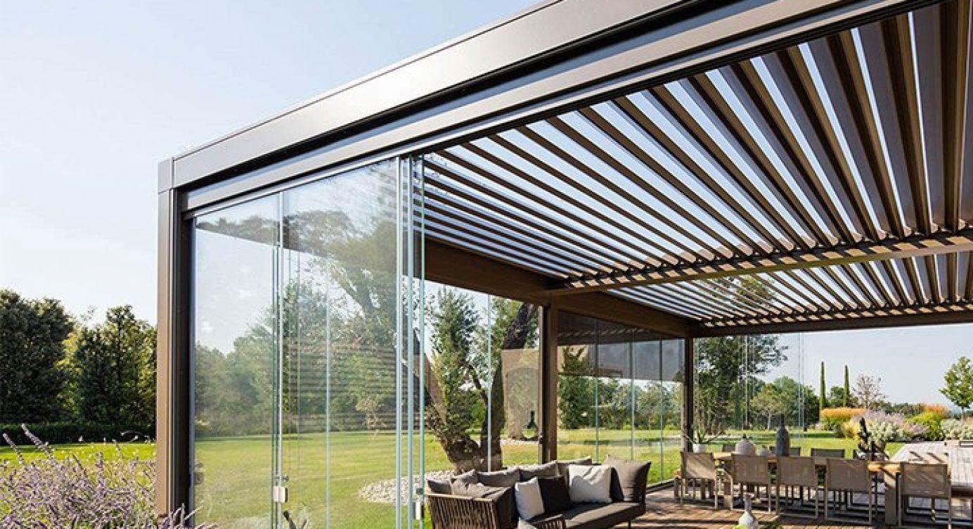 Luci Per Tettoia In Legno pergole e tettoie da giardino, qual è la soluzione migliore