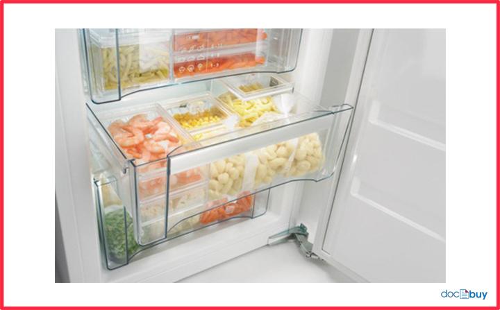 frigorifero scomparti