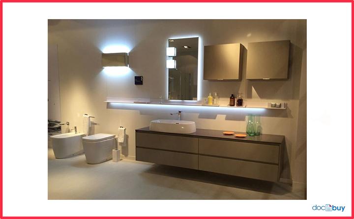 illuminazione per interni bagno