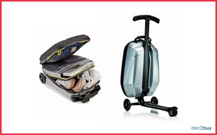 accessori da viaggio trolley scooter