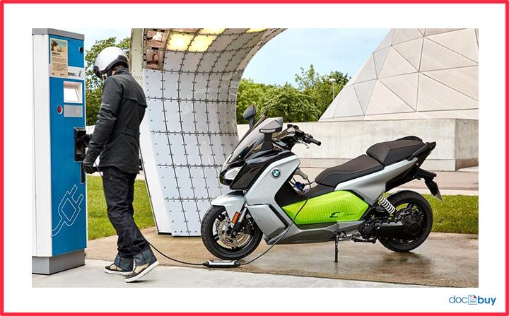 scooter elettrico come funziona