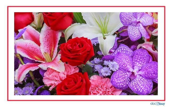 fiori online - composizione