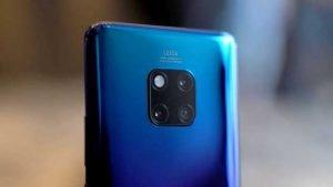 fotocamera dello smartphone mate 20 pro