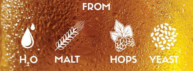 editto delle purezza - ingredienti della birra
