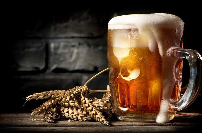 la fermentazione della birra